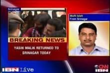 J&K: Separatist leader Yasin Malik put under house arrest