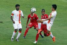 Argentina Stay on Top, India Drop to 163rd Spot in FIFA Rankings