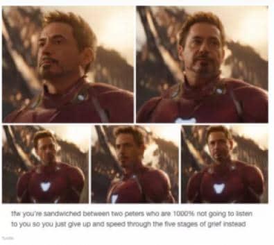 Iron Man Meme