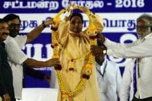 I'm Like a Devi to Dalits, Says Mayawati on Protests Against Dayashankar