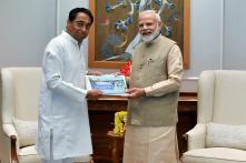 Kamal Nath Meets PM Modi, Hands Over Memorandum on Madhya Pradesh Floods
