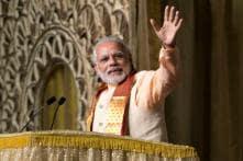Modi's (God's) own country