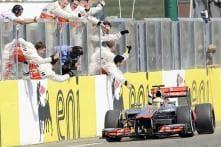 In pics: Hungarian Grand Prix 2012