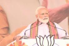 Congress-JDS Coalition is a '20% Commission Govt', Modi Says in Karnataka