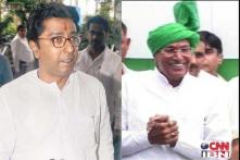 'Raj Thackeray, Chautala emerge as most searched politicians'