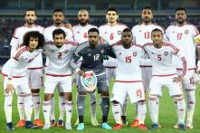 Palestinians, UAE Added to Asian Games Soccer Draw