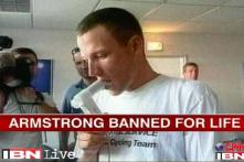 Fall from grace for Lance Armstrong