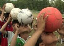 Brazilian behind soccer craze in J&K