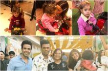 In Pics: Alia Bhatt, Kareena Kapoor, Taimur, Inaaya at Roohi-Yash's Birthday Bash