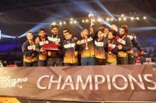 Mumbai Garuda beat Haryana Hammers to clinch inaugural Pro Wrestling League title