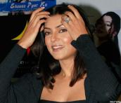 Thanks Ma! Cheers to single mom: Sushmita Sen