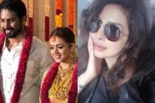 Priyanka Chopra Has An Adorable Message For Malayalam Actress Bhavana On Her Wedding