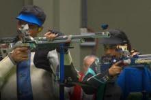 Apurvi Chandela-Deepak Kumar Shoot Mixed Team Air Rifle Gold at ISSF World Cup