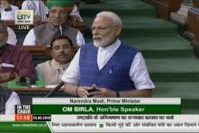 Parliament LIVE: Cong Championed Muslim Appeasement But Betrayed Women of the Community, Says PM Modi