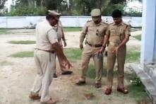 Lucknow murder: Victim's kids join family dharna for CBI probe
