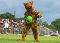 Baggu roars as Mohan Bagan's mascot