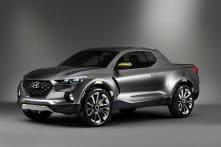 Hyundai Santa Cruz Pickup Concept To Go Under Production In 2020