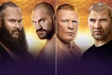 WWE Crown Jewel 2019: Match Card, Date and Other Details About Upcoming Pay-per-view