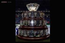 Davis Cup 2014 draw pits Czechs against Dutch