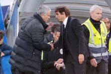 Antonio Conte and Jose Mourinho Spat Adds Tension to Top-four Clash