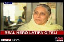 Gujarat riots: Real hero Latifa a driving force behind communal harmony