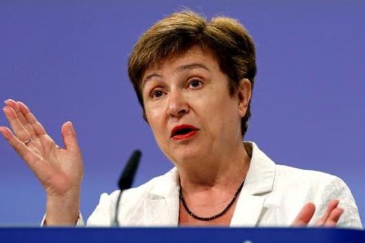 File photo of IMF chief Kristalina Georgieva. (Photo: Reuters)