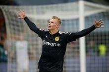Erling Haaland Bags 20-minute Hat-trick on Borussia Dortmund Debut in Sensational Comeback Win
