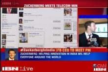 Helping innovation in India will help the world: Mark Zuckerberg