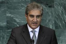 Pakistan's Foreign Minister Shah Mahmood Qureshi Speaks With OIC Top Official Over Kashmir