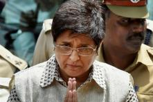 Kiran Bedi, Puducherry CM Lock Horns Over Riding Two-wheeler Sans Helmets