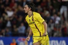 Ibrahimovic double helps Sweden stumble to win over Faroes