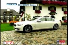 Overdrive: First drive of the new BMW 7 series
