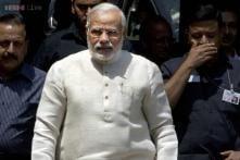 Triumphant Modi thanks Haryana, Maharashtra for BJP's record victory