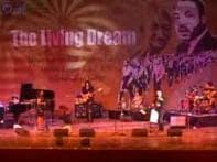 Herbie Hancock, Zakir Hussain perform in Delhi