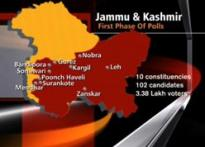 J-K polls: About 55 per cent voting in first phase