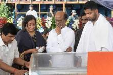 Thousands Bid Emotional Adieu to Actor-Politician Ambareesh