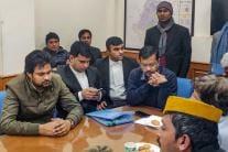 Delhi CM Arvind Kejriwal Files Nomination After 6-hour Wait