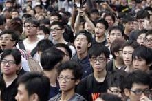 China says no need 'so far' for PLA deployment in Hong Kong