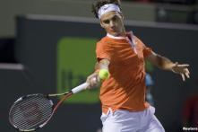 Berdych derails Federer in Miami fourth round
