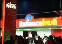 Reliance Fresh, a shoppers' paradise
