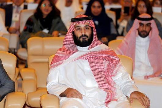 File photo of Saudi Crown Prince Mohammed bin Salman. (Photo: Reuters)