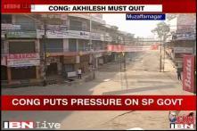 Mulayam backs Akhilesh, says communal forces behind Muzaffarnagar riots