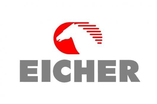 Logo fo Eicher Motors (Image: Eicher)