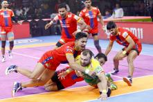 Pro Kabaddi League 2019 Live Streaming: When and Where to Watch UP Yoddha vs Gujarat Fortunegiants Live Telecast