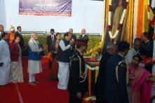 President Kovind, PM Modi Pay Tributes to BR Ambedkar