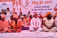 Pravin Togadia Slams Modi Govt Over Ram Temple, Kashmir on 2nd Day of Fast