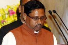 Etawah BJP MP Ashok Dohare Joins Congress, to Fight Polls Against SC Panel Chief Ram Shankar Katheria