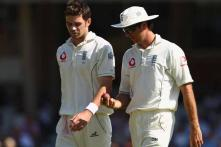 I didn't enjoy Vaughan as a captain: Anderson