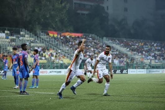 East Bengal beat Indian Arrows (Photo Credit: I-League)