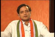 Tharoor complains to EC against CPM for violence against women remark